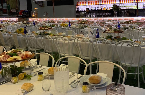Cucina 5 - The Catering Buffet Co. by Lina