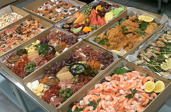 Corporate Catering - The Catering Buffet Co. by Lina