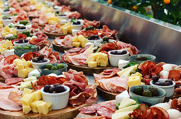 Bespoke Catering - The Catering Buffet Co. by Lina